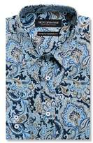Nick Graham Paisley Button-Down Shirt