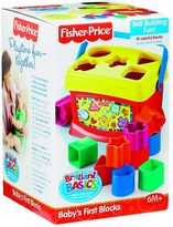 Fisher-Price Brilliant BasicsTM Baby's First Blocks