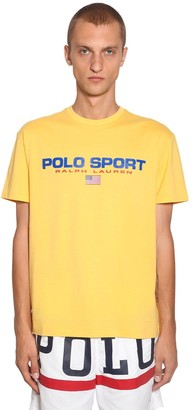 Polo Ralph Lauren Polo Sports Cotton T-Shirt