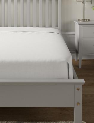 Marks and Spencer Brushed Cotton Flat Sheet