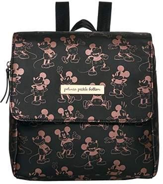 Petunia Pickle Bottom Mini Boxy Backpack - Metallic Mickey Mouse