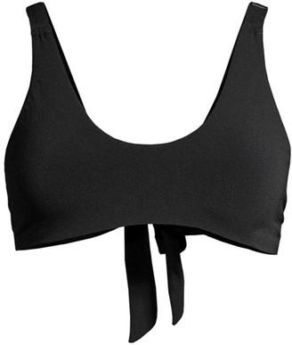 Robin Piccone Ava Scoopneck Bikini Top