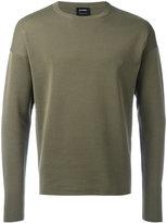 Jil Sander crew neck jumper - men - Cotton - 48