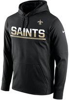 Nike Men's New Orleans Saints Circuit Pullover Hoodie