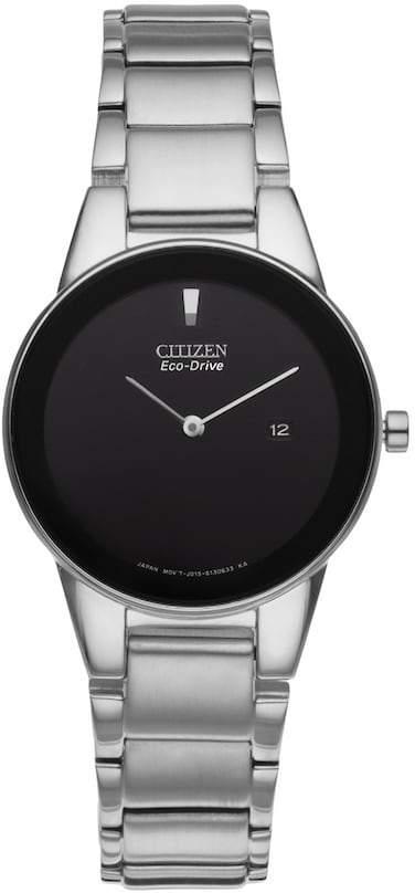 Citizen Women's Eco-Drive Axiom Stainless Steel Watch - GA1050-51E