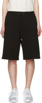 Alexander Wang Black Lounge Shorts