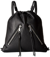 Rebecca Minkoff Moto Drawstring Backpack