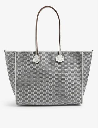 Moreau Paris Celestin large jacquard tote bag