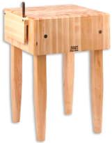 John Boos & Co. Butcher Block Table