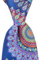 Murano Pristine Paisley Traditional Silk Tie