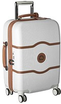 Delsey Chatelet Hard - 21 Carry-On Spinner Trolley (Champagne) Carry on Luggage