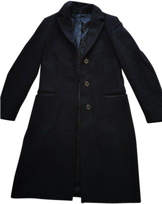 Tiger of Sweden Black Cashmere Coat for Women