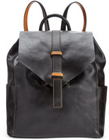 Vera Bradley Big Sky Leather Backpack