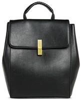Faux Leather Rhonda Backpack Handbag - Harper by Hare+Hart