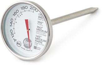 Food Network Analog Leave-In Meat Thermometer