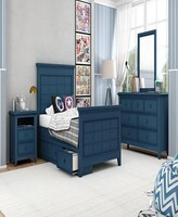 """Thumbnail for your product : My Home Bailey 44"""" Twin Panel Headboard"""