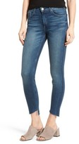 Women's Mcguire Newton Step Hem Ankle Skinny Jeans