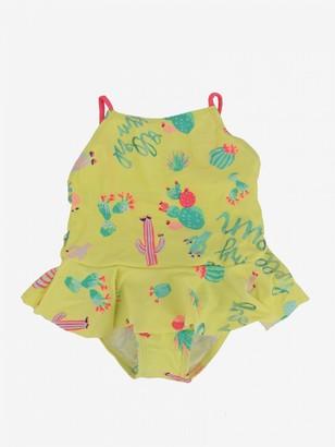 Billieblush Swimsuit With Cactus Pattern