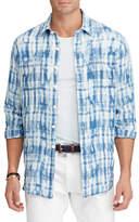 Polo Ralph Lauren Classic-Fit Plaid Linen Shirt