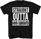NOVELTY PROMOTIONAL Outta Candidates Graphic T-Shirt