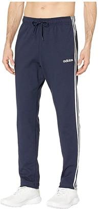 adidas 3-Stripe Jersey Pants (Legend Ink/White) Men's Workout