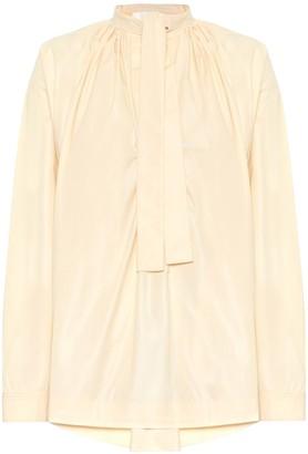 Jil Sander Tie-neck blouse