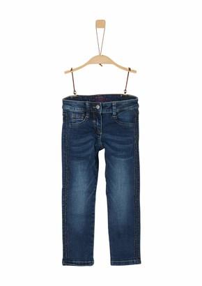 S'Oliver Girl's 53.909.71.3481 Jeans
