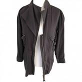 Twenty8Twelve By S.miller Grey Cotton Jacket for Women