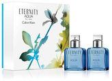 Calvin Klein Eternity Aqua for Men Gift Set - 128.00 Value
