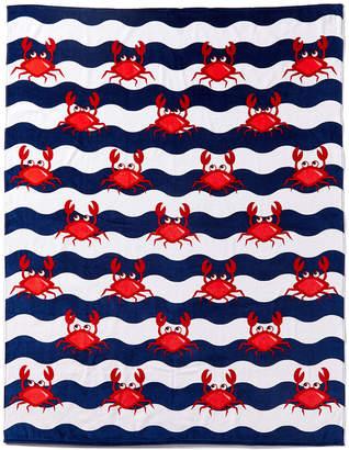 Dohler Stripes & Anchor Beach Blanket