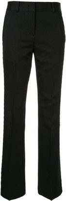 CK Calvin Klein Poly tailored trousers