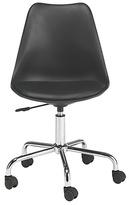 Habitat Ginnie Height Adjustable Office Chair - Black