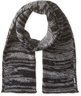Muk Luks Men's Beside Marl Scarf