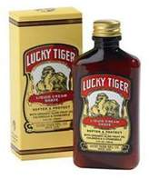 Lucky Tiger Liquid Shave Cream by 5oz Cream)