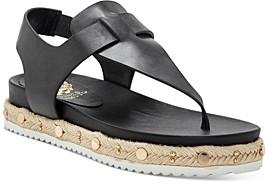 Vince Camuto Women's Aeronta Slingback Thong Sandals