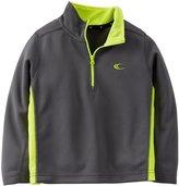 Carter's Zip Front Jacket (Toddler/Kid) - Gray-2T