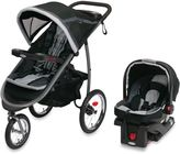 Graco FastActionTM Fold Jogger Click ConnectTM Travel System in GothamTM