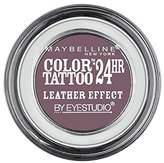 Maybelline Color Tattoo 24Hr Eyeshadow 97 Vintage Plum (Pack of 4)