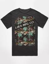LIRA Flamingos Mens T-Shirt