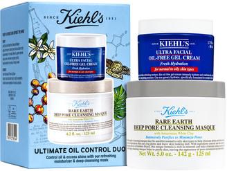 Kiehl's Ultimate Oil Control Duo