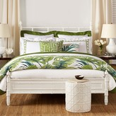 Williams-Sonoma Cane Embroidery Bedding