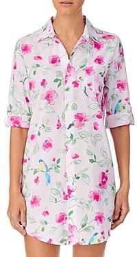 Ralph Lauren Ralph Floral Print Woven Sleepshirt