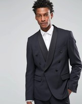 Double-breasted Slim Fit Suits - ShopStyle