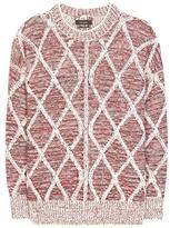 Isabel Marant Elliot Knitted Wool Sweater