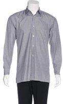 Charvet Woven Button-Up Shirt