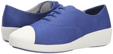 FitFlop F-Pop Oxford CanvasTM