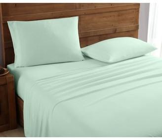 MHF Home Geraldine 100% Cotton Flannel Sheet Set