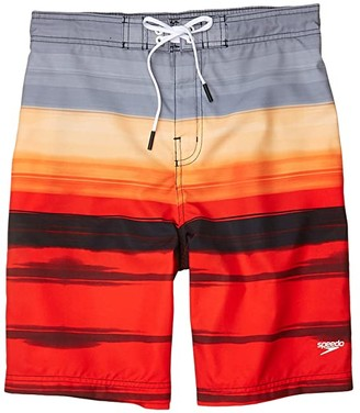 Speedo Horizon Blend Bondi Boardshorts 20 Black) Men's Swimwear