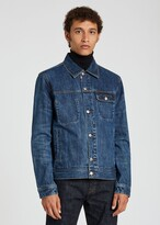 Thumbnail for your product : Paul Smith Men's Mid-Wash Denim Jacket