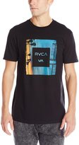 RVCA Men's Skylines 2 T-Shirt